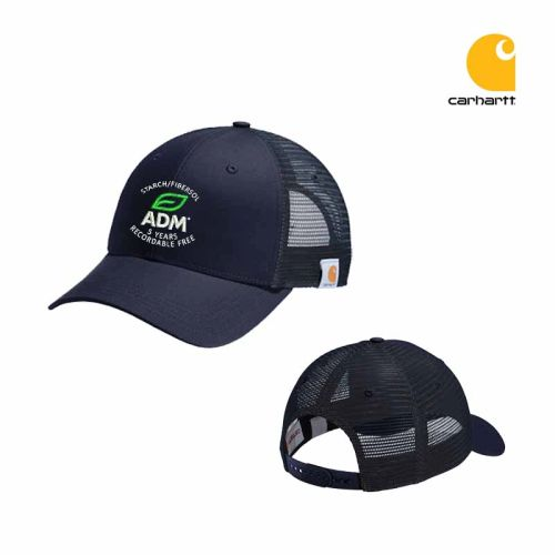 ADM Starch/Fibersol 5 Years Recordable Free Carhartt Rugged Professional Series Cap-Navy