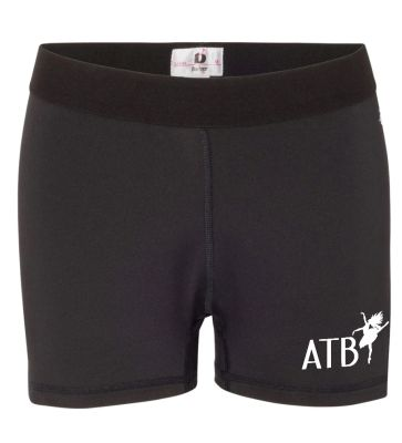 ATB Dance Academy Winter Pro Compression Short-Black