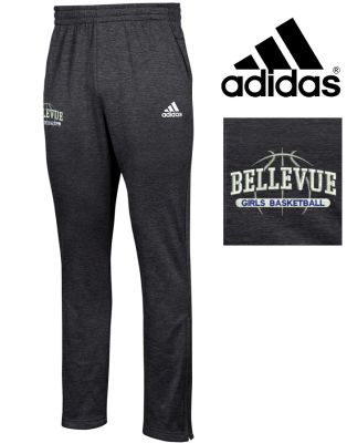 Bellevue Girls Basketball Adidas Team Issue Pant-Black