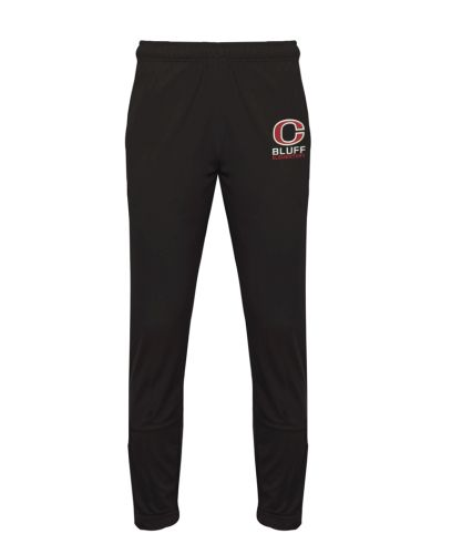 Bluff Elementary School Holiday Outer Core Pant-Black