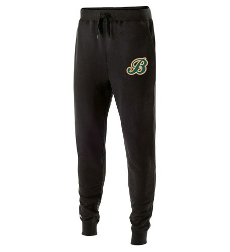 Barnstormer Baseball Fall Holloway 60/40 Fleece Jogger-Charcoal Heather