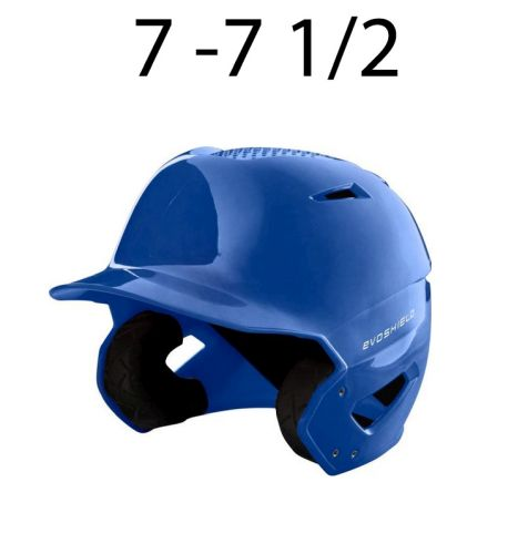 Bellevue Baseball Spring Evoshield XVT Batting Helemt-Royal