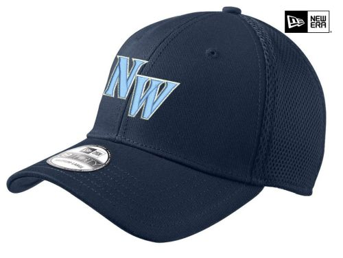 DN Little League New Era Stretch Mesh Cap- Deep Navy