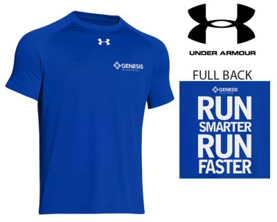 25. Genesis Physical Therapy Under Armour Locker T - 400Royal