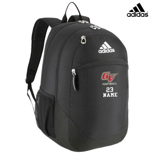 Grand View Football Spring Adidas Stadium II Backpack-Black