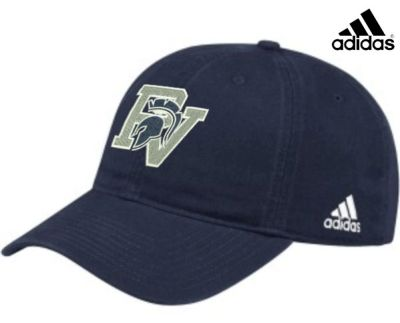 Hopewell Elementary Holiday Adidas Slouch Hat-Navy