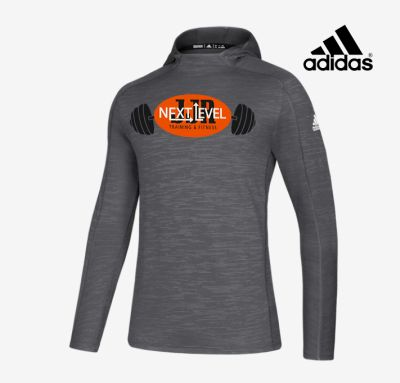 JJR Next Level Training and Fitness Adidas Game Mode Training Hood-Grey