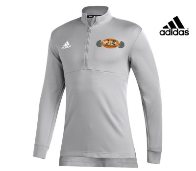 JJR Next Level Training and Fitness Adidas Team Issue 1/4 NEW STYLE-Grey