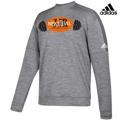 JJR Next Level Training and Fitness Adidas Team Issue Crew-Grey