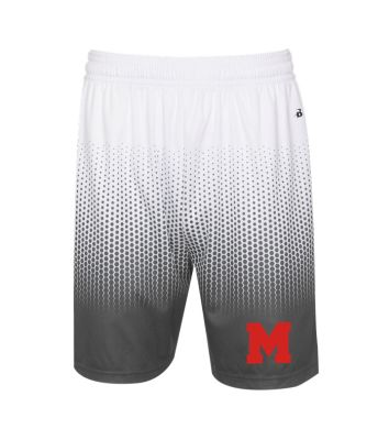 Marion Youth Baseball Fall/Winter Hex 2.0 Short-Graphite