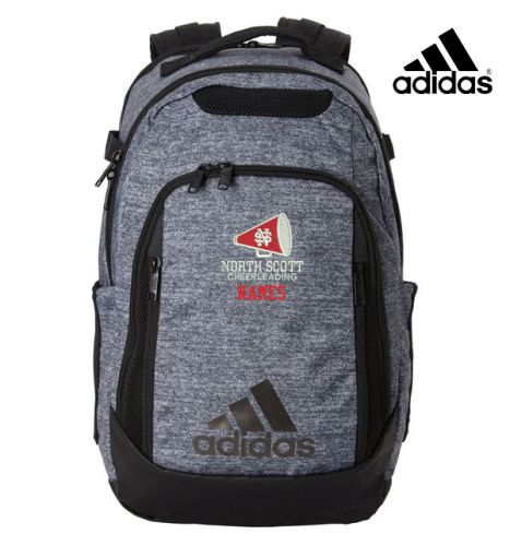NS Cheer Team Gear Adidas 5-Star Team Backpack-Onix