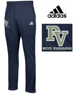 Pleasant Valley Boys Swimming Fall Adidas Team Issue Pant-Navy