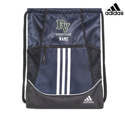 Pleasant View Elementary Holiday Adidas Alliance II Sackpack-Navy