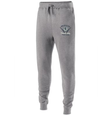 Pleasant Valley Trap Team Holiday 60/40 Fleece Jogger-Charcoal Heather