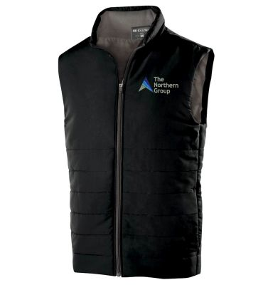 The Northern Group Mens Admire Vest-Black