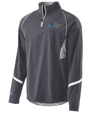 The Northern Group Mens Tenacity Pullover-Graphite
