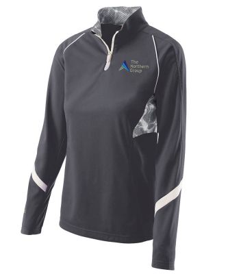 The Northern Group Ladies Tenacity Pullover-Graphite