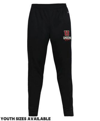 UHS Fall Fan Gear Badger Trainer Pant-Black