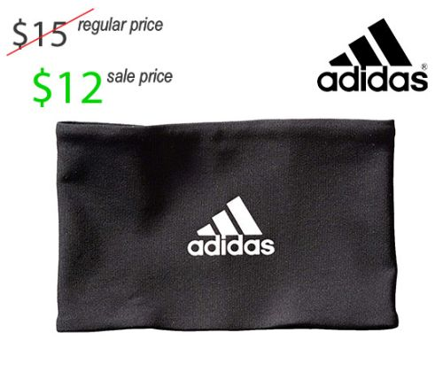 28. UNION Football Player Gear 2019 Adidas Football Skull Wrap-Black
