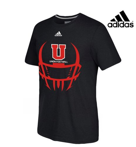 09. UNION Football Player Gear 2019 Adidas Go-To Soft Blend Short Sleeve Tee-Black