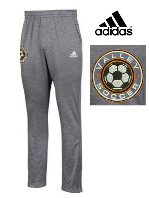 WDM Valley Girls Soccer Holiday Adidas Team Issue Pant-Grey