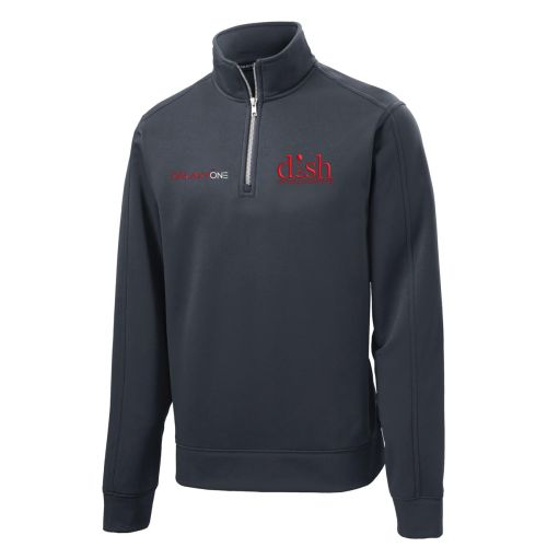 Galaxy One Repel GRAPHITE 1/4 Zip Pullover-TECHNICIAN FIELD APPROVED