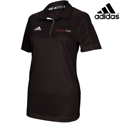 Galaxy One Climalite Womens Black Select Polo- SALES